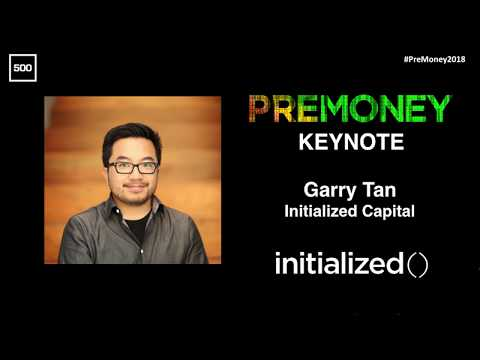 Keynote w/Garry Tan - YouTube