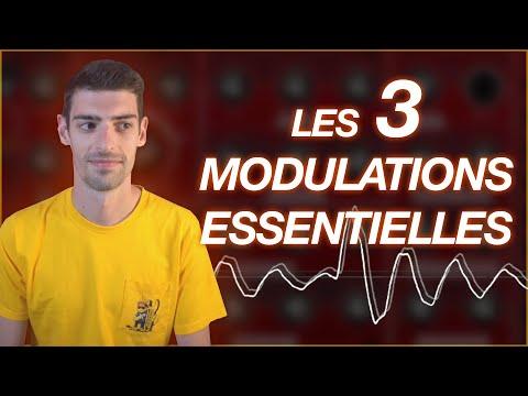 Top 3 des modulations essentielles à connaitre en synthé !