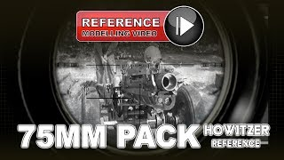 75MM PACK HOWITZER (HOW TO OPERATE) REFERENCE FILM