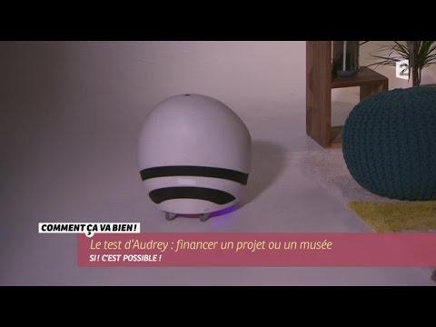 [SOCIETE] Financer un projet ou un musée #CCVB from YouTube · Duration:  9 minutes 38 seconds