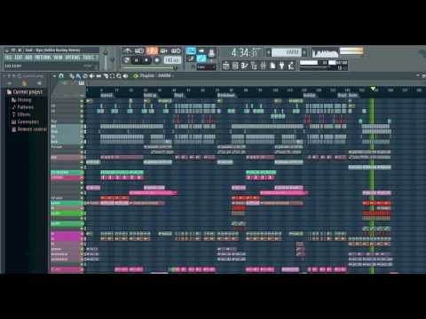 Said -Nya    FL Studio  Project File  (Dubstep Remix+Playthrough)