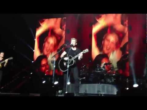 Nickelback - Rockstar (Perth 2012)