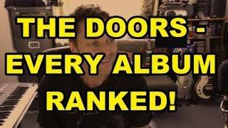 The Doors - Every Album Ranked