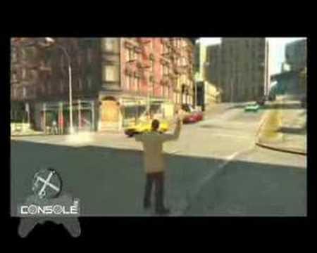 รายการคอนโซลสแควร์ ช่วงพีคออฟเดอะวีค Grand Theft Auto IV
