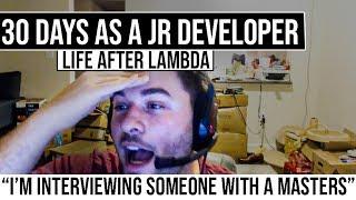 30 Days As A Jr. Developer #grindreel #lambdaschool