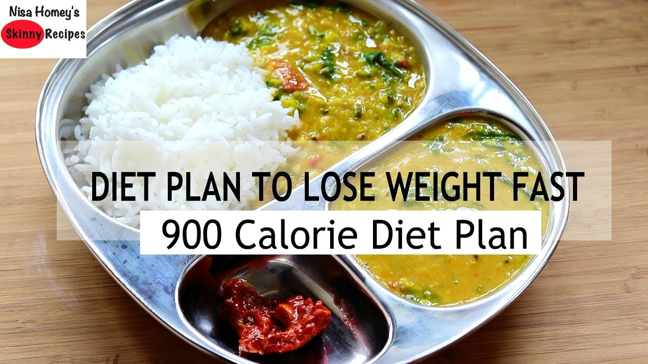 Diet Plan To Lose Weight Fast 900 Calories Full Day Meal Plan For Weight Loss Skinny Recipes