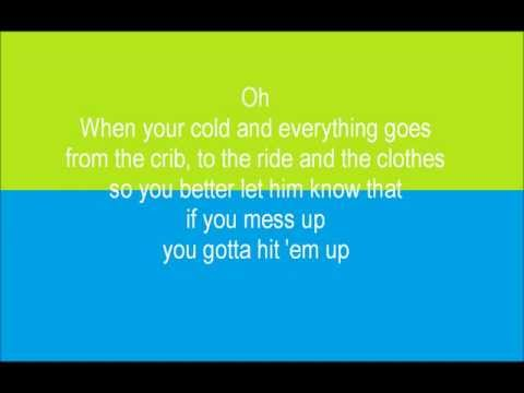 Hit 'em up Style (Oops!) Video Lyrics by Cantrell...