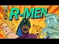 THE R-MEN - SOCIETY OF VIRTUE