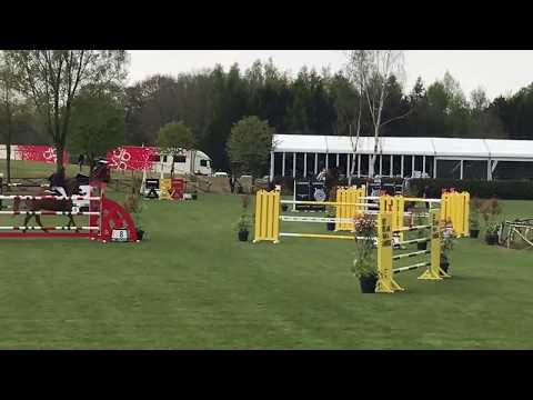 Beau Limit (No Limit ,2006) 150 Small GP CSIO5* Lummen