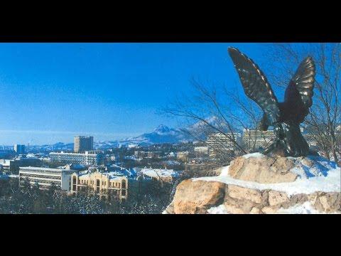 Города России #11.  Зимняя сказка.  Пятигорск