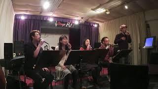 A Cappella Group《kicot》 オープンマイクにお邪魔して、新ネタを楽譜...