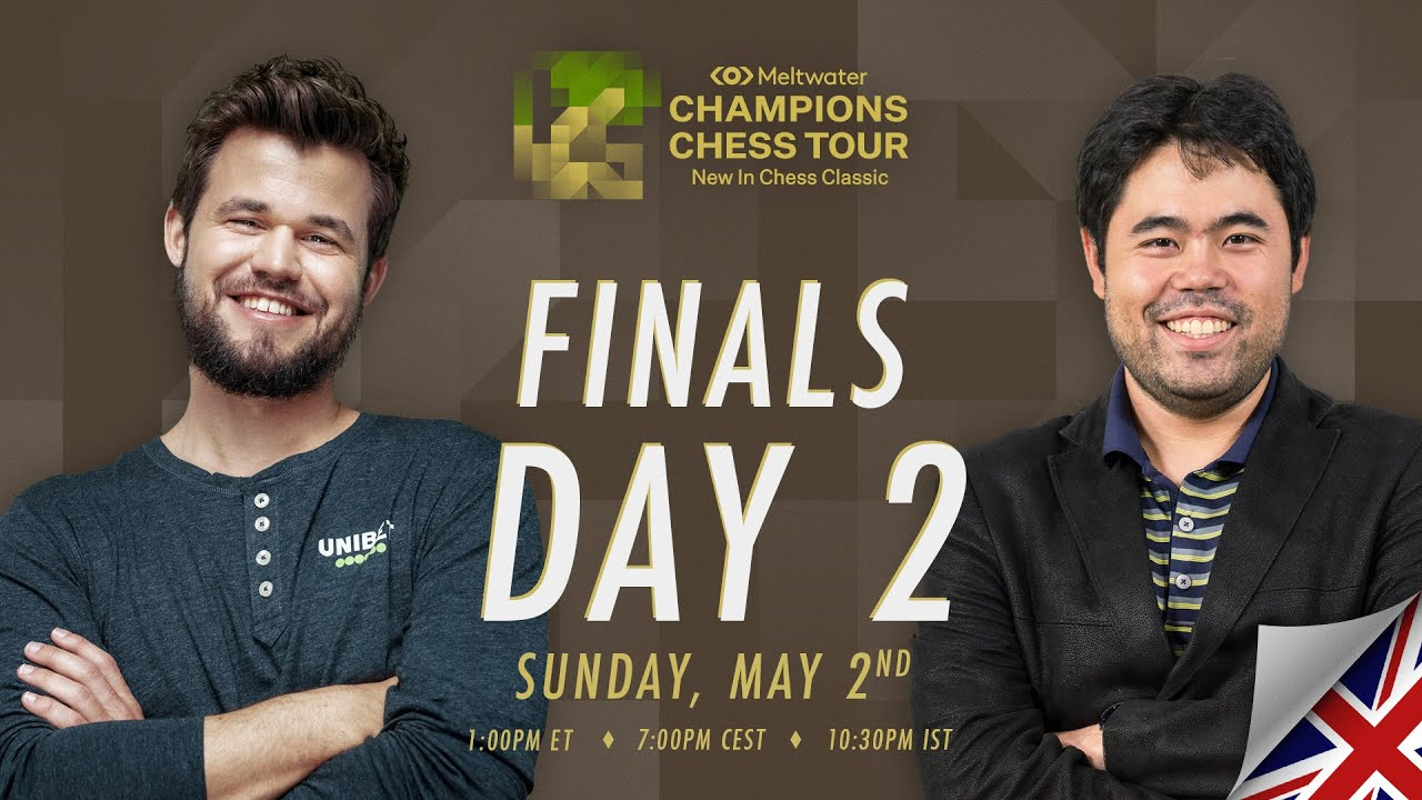 Download $1.5M Meltwater Champions Chess Tour: New In Chess Classic | Finals Day 2 | P.Leko & T.Sachdev