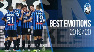 Atalanta 2019-2020 Serie A Best Emotions