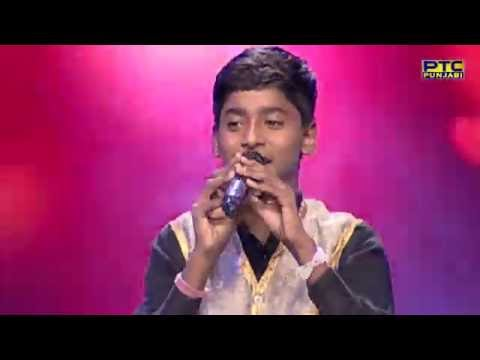 NAND Singing ISHQ DI GUDDI | Voice of Punjab Chhota Champ 3
