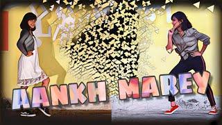 AANKH MAREY   SIMMBA   Neha Kakkar , Mika Singh , Kumar Sanu   Dance