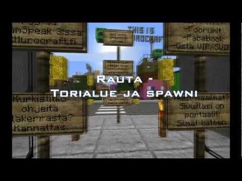 Minecraft Murocraft Trailer Youtube