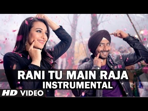 Rani Tu Main Raja (Hawaiian Guitar) Instrumental Song | Son Of Sardaar | Ajay Devgn, Sonakshi Sinha