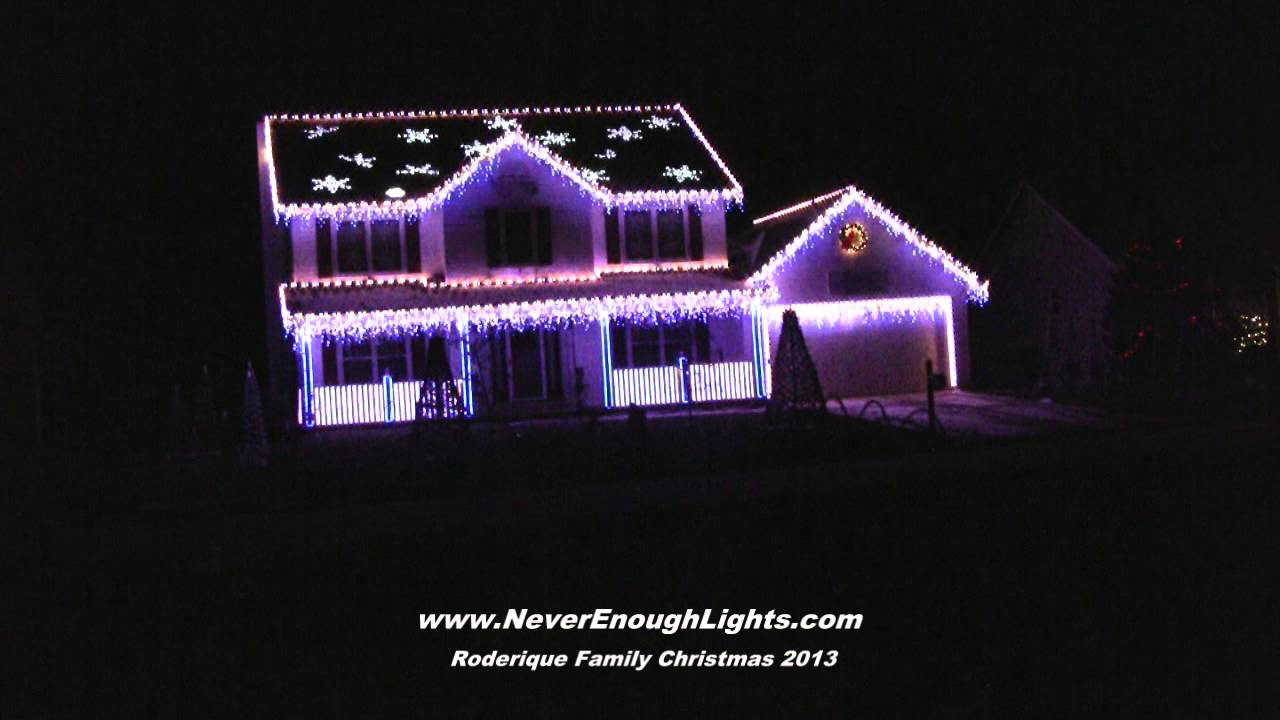 2013 elvis blue christmas never enough lights