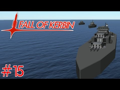 KSP Fall Of Kerbin #15 : Action Stations!