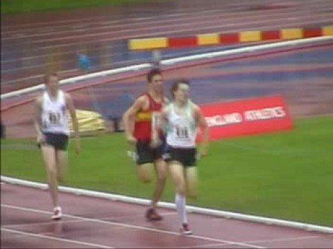 U17M 800m HEATS ONLY - 2008 AAA's Champs