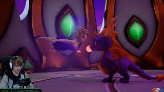 CAŁUSKI :* - #10 Spyro The Dragon (Reignated)