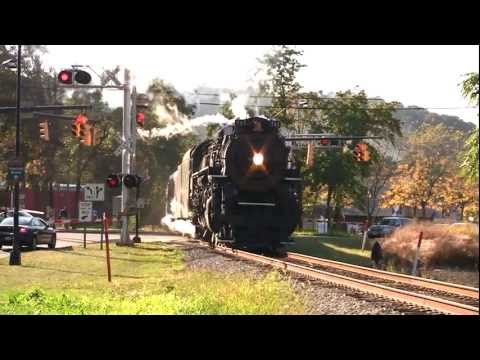 NKP 765 In The Valley