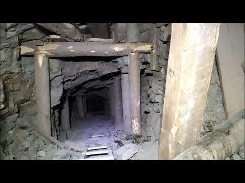 Desert Gold Mines: Exploring the Ten-Mile Tunnel
