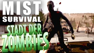 Mist Survival #23 | Stadt der Zombies | Gameplay German Deutsch thumbnail