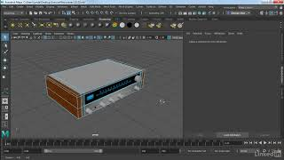 UV map polygonal objects | Maya 2018 Essential Training from LinkedIn Learning