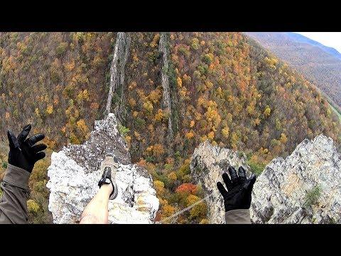 Nelson Rocks (Highlights) - West Virginia 2017