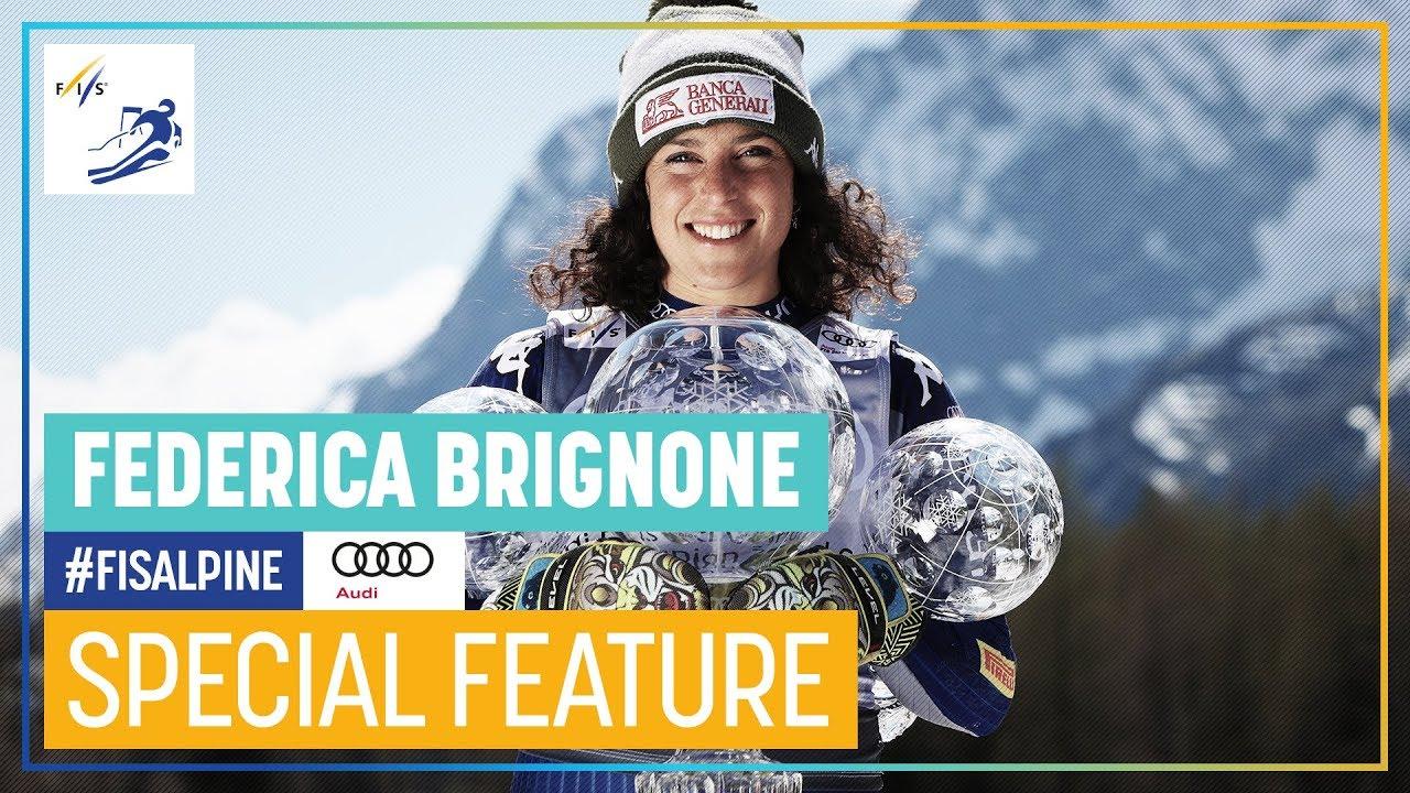 A day with Federica Brignone | FIS Alpine