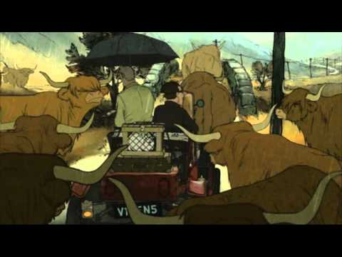 The Illusionist Soundtrack (Sylvain Chomet, 2010)