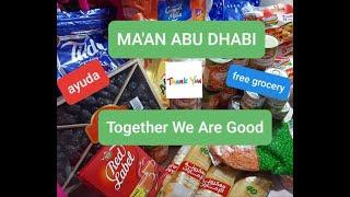 Together We Are Good// MA'AN ABU DHABI