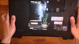 видео Ремонт ноутбука ACER Aspire 7739