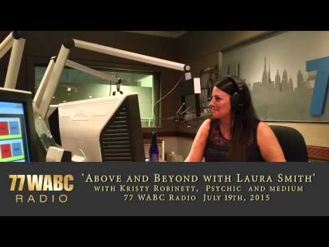 'Above and Beyond with Laura Smith' - July 19th, 2015