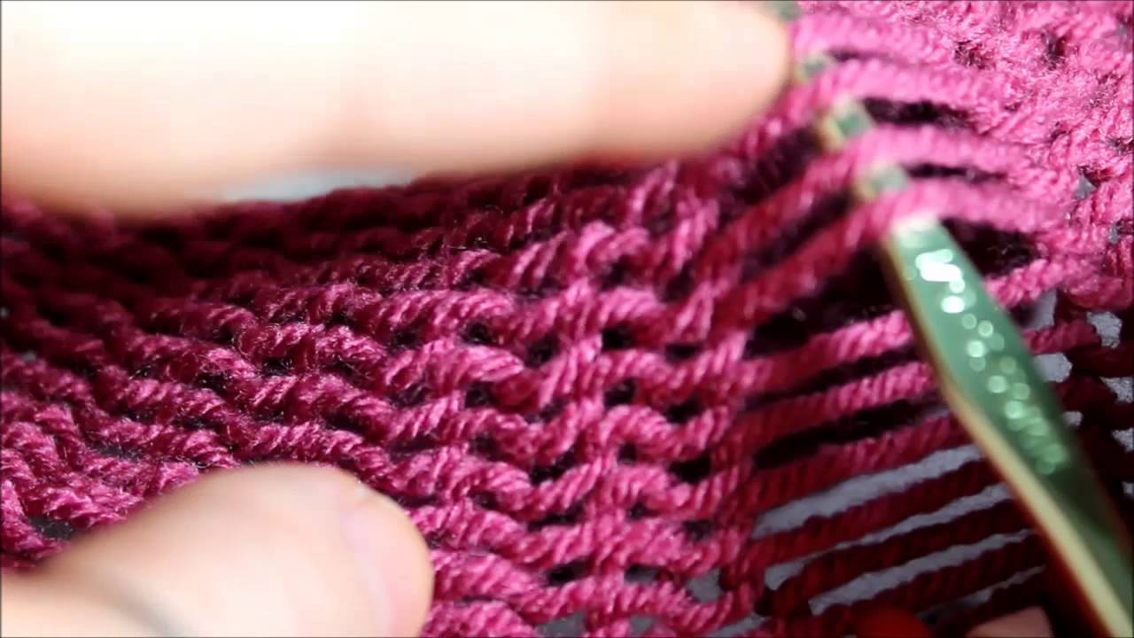 Tips and Tricks on the Addi Knitting Machine - YouTube