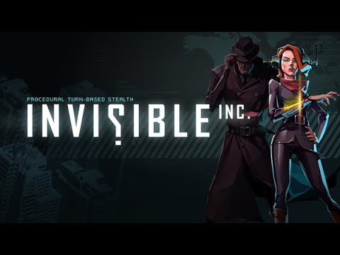 Invisble Inc (Contingency Plan) Final mission 17 incogneta is in