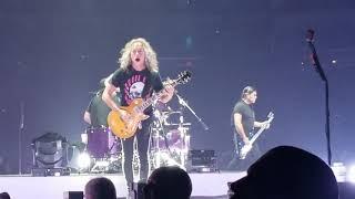 Metallica - Fade To Black Mid, Solo, End (Winnipeg Sept 13th 2018)