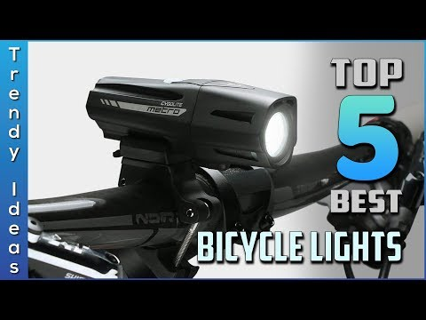 Top 5 Best Bicycle Lights in 2020