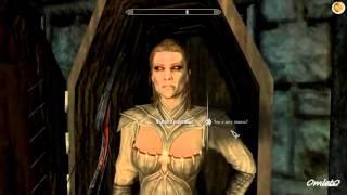 Skyrim Dawnguard. Квесты вампиров 10 1. Перепутал видео.
