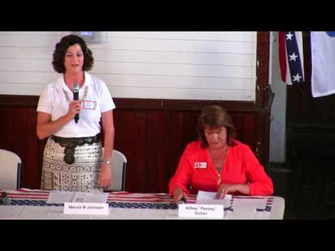 Political Forum - Clerk of Court