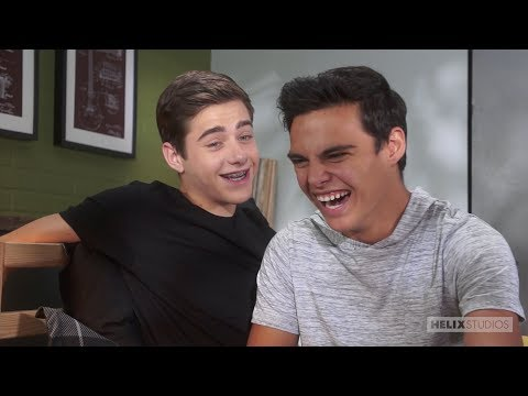 #Helix: Joey Mills and Gabriel Martin (Extended)