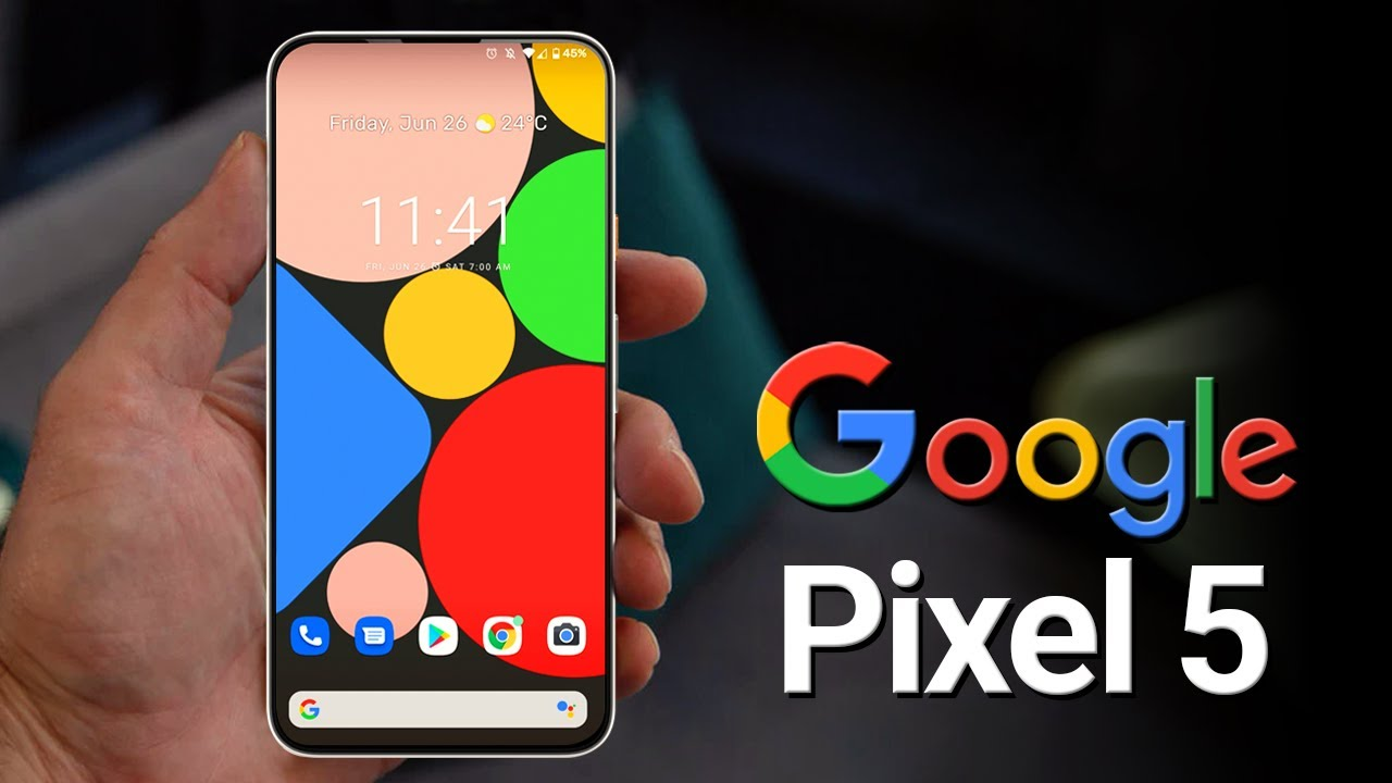 GOOGLE PIXEL 5 - They Listened!