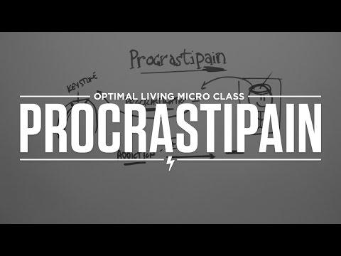 Micro Class: Procrastipain