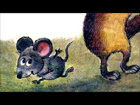 Сказка о глупом мышонке Маршак Самуил Яковлевич Сказки