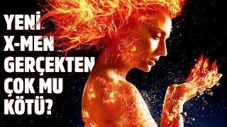 X-MEN: DARK PHOENIX (2019) Film İncelemesi