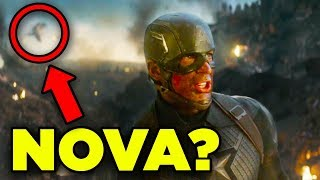 Avengers Endgame NOVA Cameo Search! DEBUNKED?