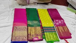 Latest Sarees Collection|Sravanamasam సారీస్ |mahalakshmi sarees|pattu| fancy