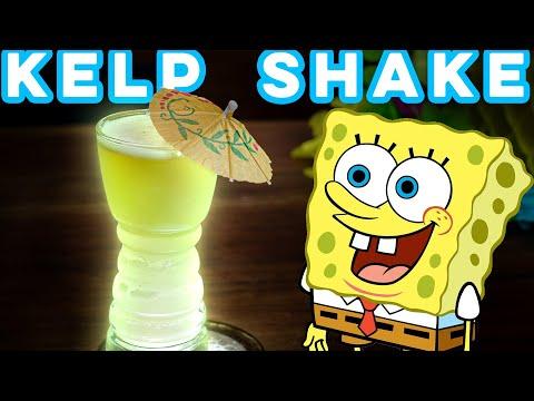 Kelp Shake from SpongeBob SquarePants | How to Drink