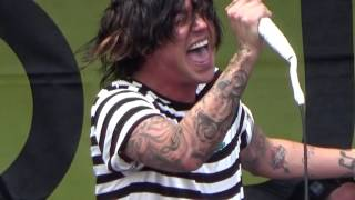 sleeping with sirens do it now remember it later houston warped 2016